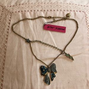 betsey johnson heavens to betsey necklace